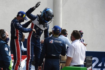 "Hanson feared United Autosports had ""thrown away"" Le Mans 24 Hours LMP2 win"