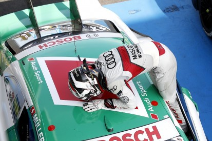 Audi secures DTM manufacturers' title in record time