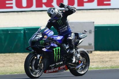 "Vinales ""happy to struggle on Friday"" for Misano MotoGP breakthrough"