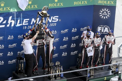 "Toyota ""running out of words"" to console #7 crew after Le Mans 24 Hours defeat"