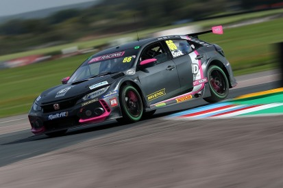 BTCC Thruxton: Lights-to-flag victory for Cook in race three