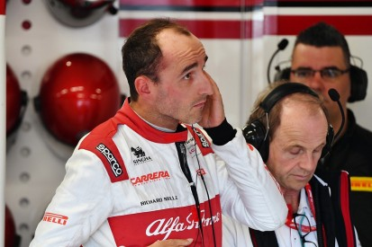 Kubica: Williams struggle has not put me off F1 return idea