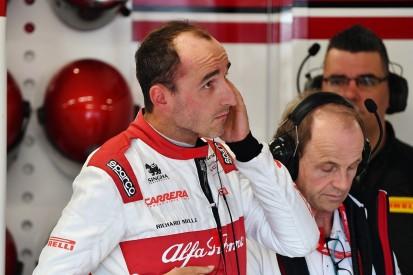 Kubica: Williams struggle has not put me off F1 return idea