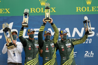 "Lynn hails ""biggest win of my career"" at Le Mans 24 Hours"