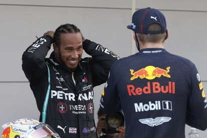 Jordan: Hamilton should join Red Bull in F1