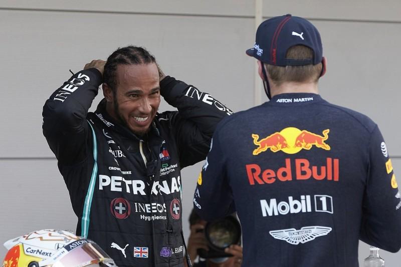 Jordan: Hamilton should join Red Bull in F1