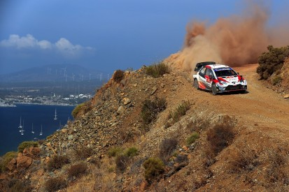 WRC Rally Turkey: Evans claims cautious victory in attritional final day