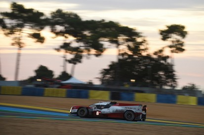Le Mans 24 Hours: #8 Toyota remains in control ahead of Rebellion pair