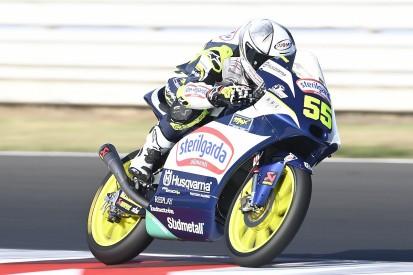 Emilia Romagna Moto3: Fenati takes victory with last-lap pass