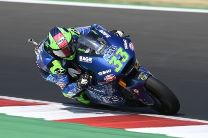 Emilia Romagna Moto2: Bastianini wins shortened race