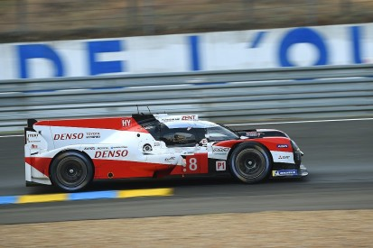 Le Mans 24 Hours: #8 Toyota loses lap to #7 car after brake change