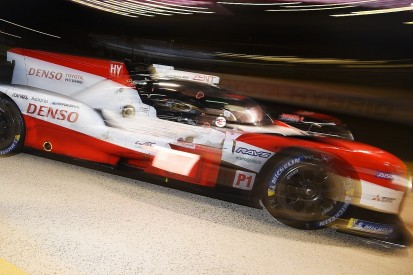 Le Mans 24 Hours: #8 Toyota takes lead at half-distance, #7 gets turbo issue
