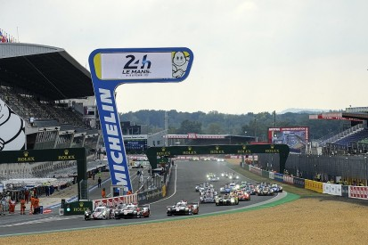 Le Mans 24 Hours: Conway leads for Toyota after opening hour, drama in LMP2