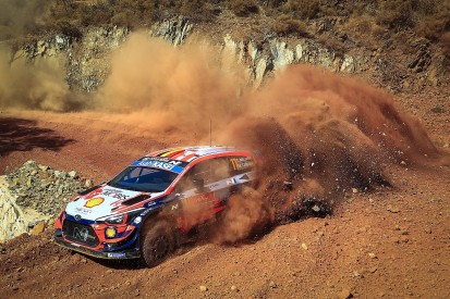 WRC Rally Turkey: Neuville leads as Tanak drops out on day two