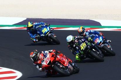 """Rossi: Bagnaia riding Ducati MotoGP bike """"in perfect way"""""""