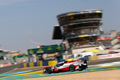Le Mans 24 Hours: Toyota's Buemi heads morning warm-up session