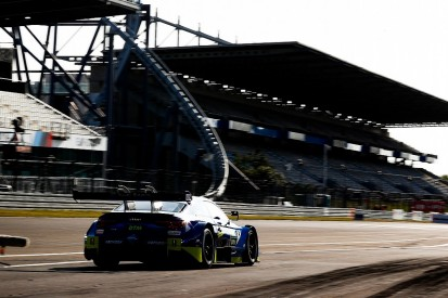 Nurburgring DTM: Frijns survives to clinch victory