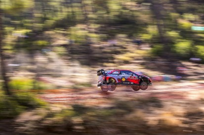 WRC Rally Turkey: Loeb leads early stages from Neuville