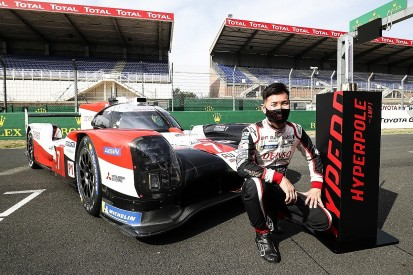 """Kobayashi """"disappointed"""" to miss out on Le Mans 24 Hours lap record"""