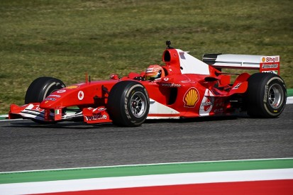 "Vettel tried to buy ""way too expensive"" Ferrari F2004 F1 car"