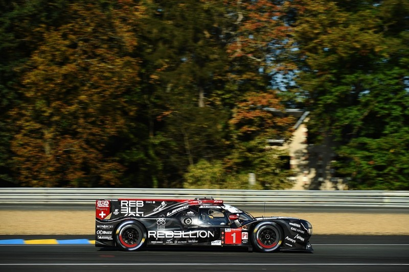 """Menezes surprised to split Toyotas with """"close to perfect lap"""" at Le Mans"""