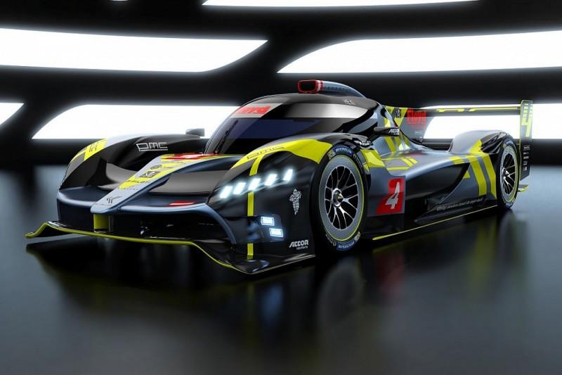 ByKolles reveals 2021 Le Mans Hypercar design