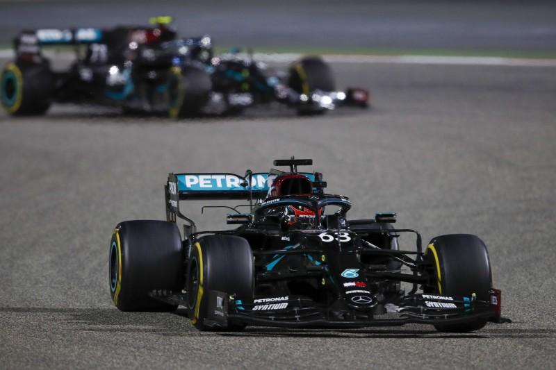 Russell beteuert: Denke nicht über Chance bei Mercedes 2022 nach
