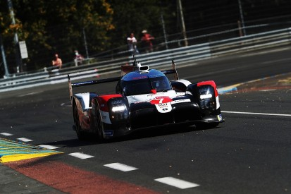 Le Mans 24 Hours: Kobayashi claims pole for Toyota as Porsche heads GT field