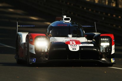 Le Mans 24 Hours: Buemi keeps Toyota on top in twice red-flagged FP2