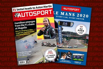 Magazine: F1's chaotic Tuscan GP and Le Mans 24 Hours
