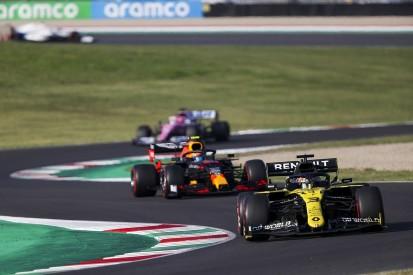 Ricciardo: Renault's gains clear at high downforce F1 tracks