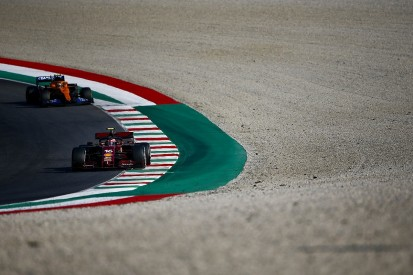 Gravel trap track limits in F1 can't be used everywhere - FIA