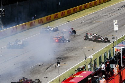 Latifi: Tuscan GP restart crash not influenced by safety car lights