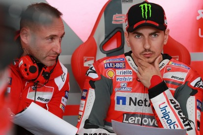"Exclusive Jorge Lorenzo Q&A: 2021 Ducati MotoGP return ""almost happened"""