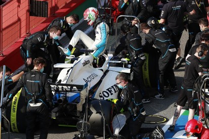 Russell backs calls for F1 red flag rule tweak to stop free tyre changes