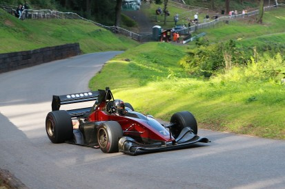 Shelsley Walsh hill climb record under attack by Gould