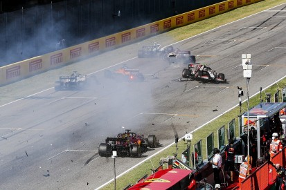 The key questions about the Mugello F1 restart crash
