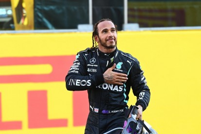 """Hamilton: """"Three races in one day"""" Tuscan GP one of my """"most challenging"""" F1 wins"""