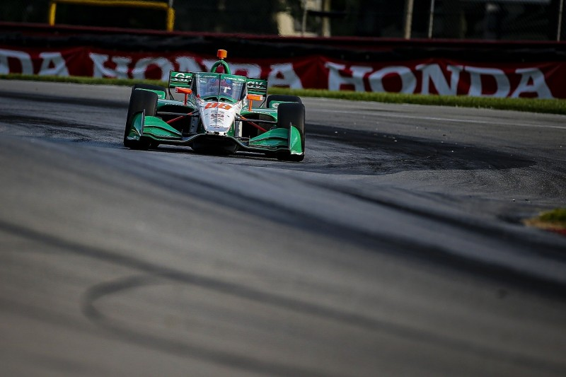 IndyCar Mid-Ohio: Herta takes victory and leads home Andretti 1-2-3