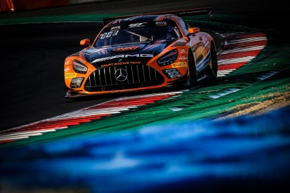 Magny-Cours GTWCE: HRT Mercedes pair Engel and Stolz close on points lead