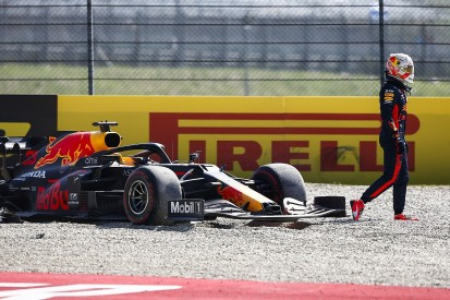 """Verstappen """"really not happy"""" after more engine woe in F1 Tuscan GP"""