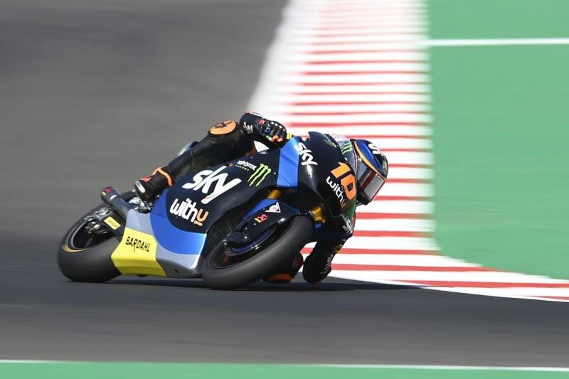 Moto2 San Marino: Marini beats Bezzecchi at Misano to extend points lead