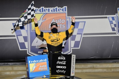 NASCAR Richmond: Keselowski dominates to secure fourth win of the season