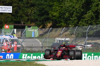 Leclerc: F1 Tuscan GP qualifying result beyond Ferrari's expectations