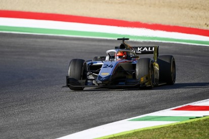 Mugello F2: Mazepin wins frenetic feature, Schumacher takes points lead