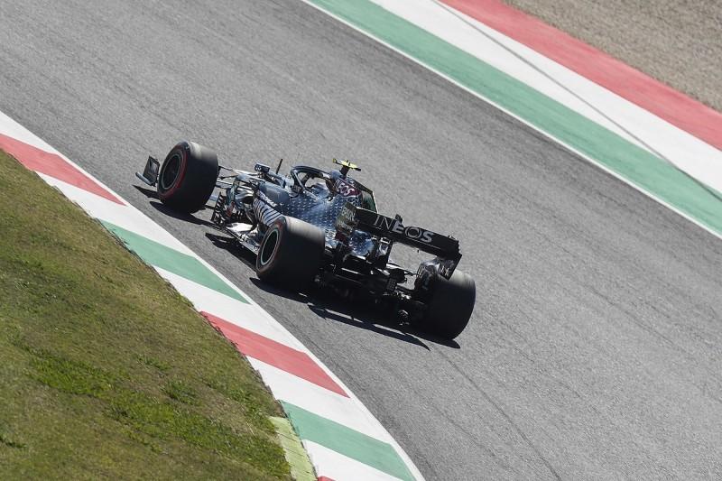 F1 Tuscan GP: Bottas leads way in Mugello FP3, Verstappen second