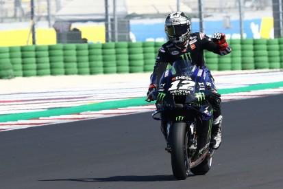 San Marino MotoGP: Vinales destroys Misano lap record for pole position