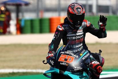 """Quartararo: Yamaha MotoGP feeling not """"exactly like Jerez"""" yet at Misano"""