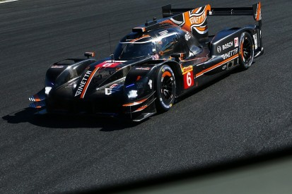 Ginetta withdraws solo LMP1 from this year's Le Mans 24 Hours