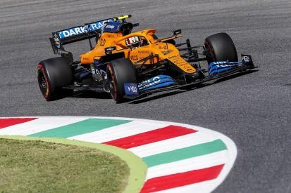 "Norris: Tuscan GP FP2 crash felt ""a lot worse"" than it looked"